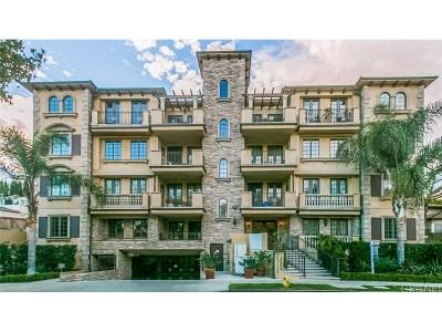 Westwood - Century City Condo/Townhouse For Sale: 1835 Pandora Avenue #402