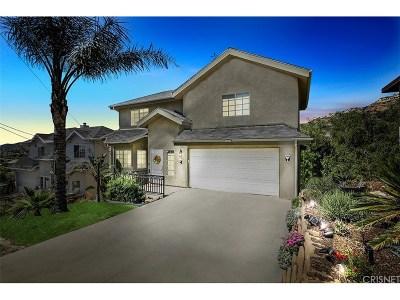 Chatsworth Single Family Home For Sale: 9303 Cima De Lago