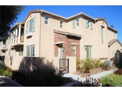 Valencia Condo/Townhouse For Sale: 23927 Calle Del Sol Drive