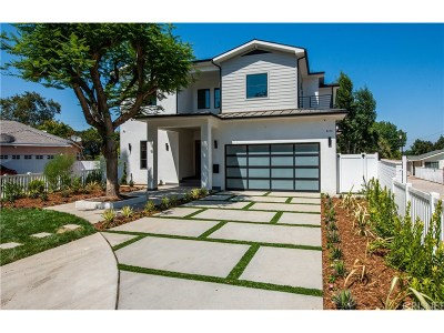 Encino Single Family Home For Sale: 5122 Otsego Court
