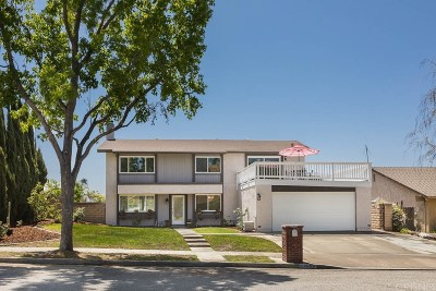 Simi Valley Single Family Home For Sale: 2050 Booth Street