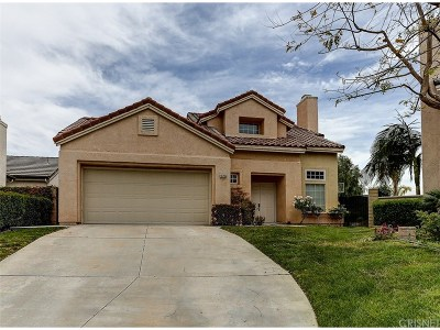 Canyon Country Single Family Home For Sale: 14706 Sundance Place