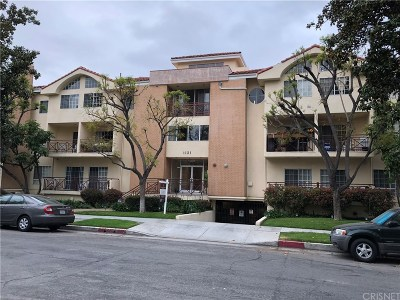 Glendale Condo/Townhouse For Sale: 1131 Campbell Street #226