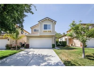 Stevenson Ranch Single Family Home For Sale: 25619 Wordsworth Lane