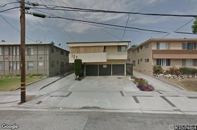 Los Angeles County Residential Income For Sale: 127 North Eastwood Avenue