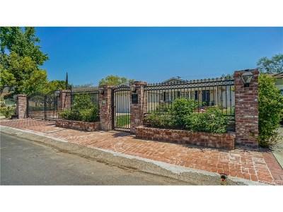 Toluca Lake Single Family Home For Sale: 4950 Ledge Avenue