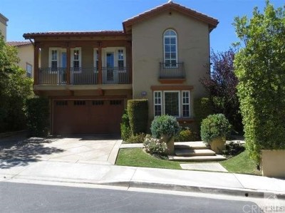 Calabasas Rental For Rent: 4651 Camino Del Sol