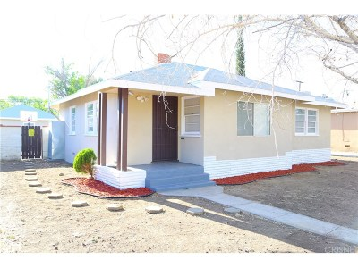 Lancaster Single Family Home For Sale: 44208 Elm Avenue