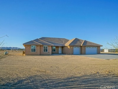 Lancaster Single Family Home For Sale: 7245 West Avenue A8