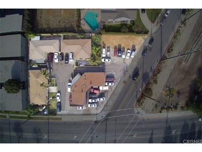 Los Angeles County Residential Income For Sale: 16650 Woodruff Avenue