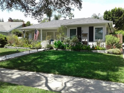 Burbank Single Family Home For Sale: 415 South Fairview Street