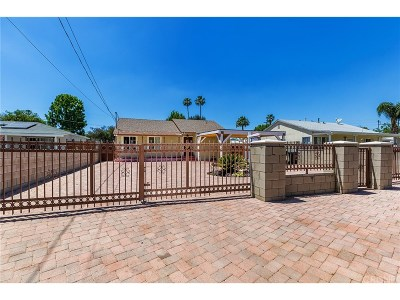 Woodland Hills Single Family Home For Sale: 6727 Glade Avenue