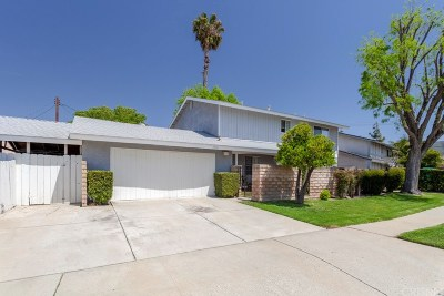 Simi Valley CA Single Family Home For Sale: $619,000