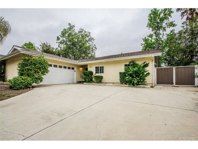 Oak Park Single Family Home For Sale: 6556 Joshua Street