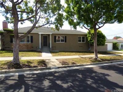 Single Family Home For Sale: 4578 Northridge Drive