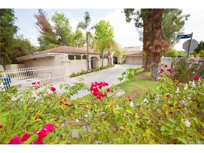 Encino Rental For Rent: 4250 Louise Avenue