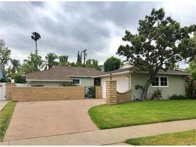 Sherman Oaks Rental For Rent: 5227 Buffalo Avenue