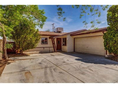 Palmdale Single Family Home For Sale: 1503 East Avenue R1