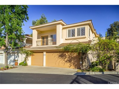 Los Angeles County Single Family Home For Sale: 3402 Stoneridge Court