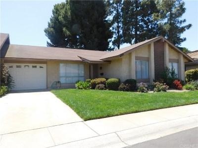 Camarillo Single Family Home For Sale: 6109 Village 6