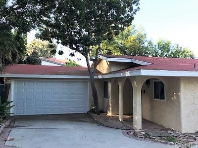 Woodland Hills Single Family Home For Sale: 5220 Elvira Road