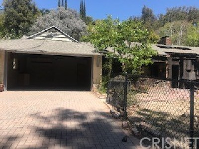 Single Family Home For Sale: 2814 Roscomare Road