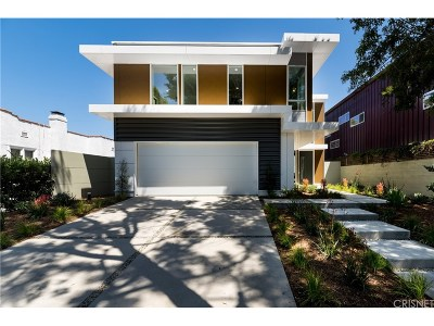 Culver City Single Family Home For Sale: 8890 Carson Street