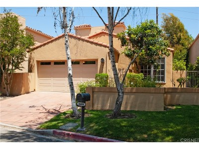 Calabasas CA Condo/Townhouse For Sale: $879,000