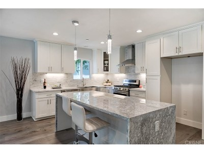 Burbank Single Family Home For Sale: 721 North Avon Street