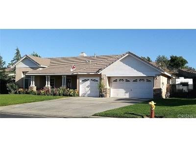 Palmdale Single Family Home For Sale: 5762 Avenida Entrada