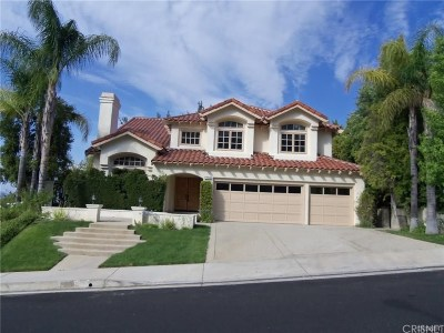 Calabasas Rental For Rent: 3788 Camino Codorniz