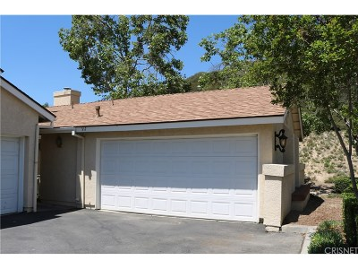 Saugus Condo/Townhouse For Sale: 22940 Banyan Place #317