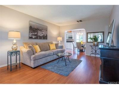 Sherman Oaks Single Family Home For Sale: 14147 Califa Street