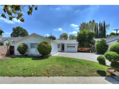 Tarzana Single Family Home For Sale: 5356 Garden Grove Avenue
