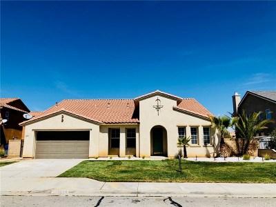 Lancaster Single Family Home For Sale: 5829 Balmont Street