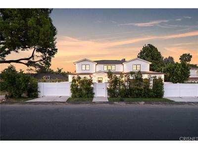 Toluca Lake Single Family Home For Sale: 4650 Forman Avenue