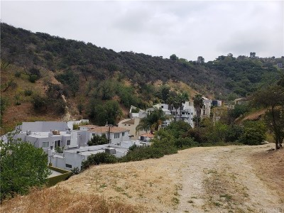 Sherman Oaks Residential Lots & Land For Sale: 13326 Newcomb Drive West