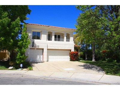 Calabasas Rental For Rent: 23101 Park Marco Polo