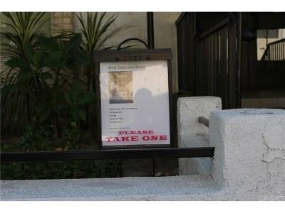 Encino Condo/Townhouse For Sale: 5315 Zelzah Avenue #18
