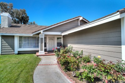 Canyon Country Single Family Home For Sale: 20134 Dorothy Street