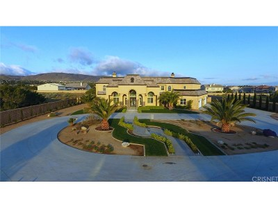 Lancaster Single Family Home For Sale: 3715 West Avenue M11