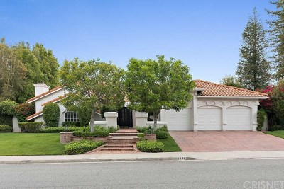 Agoura Hills Single Family Home For Sale: 6039 Canterbury Drive