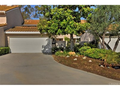 Calabasas CA Condo/Townhouse For Sale: $1,149,000