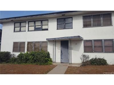 Los Angeles Condo/Townhouse Active Under Contract: 7606 Crenshaw Boulevard