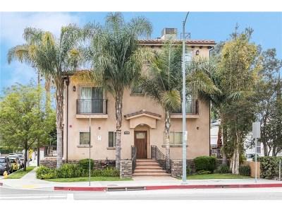 Sherman Oaks Condo/Townhouse For Sale: 14702 Magnolia Boulevard #102