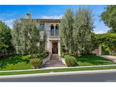 Calabasas Rental For Rent: 25057 Prado De Los Pajaros