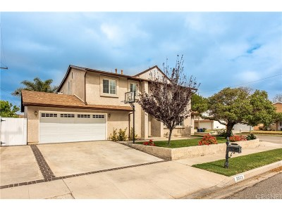 Simi Valley Single Family Home For Sale: 2273 Athens Avenue