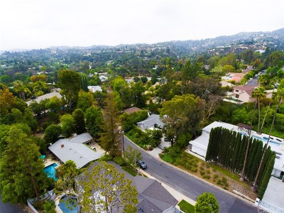 Encino Single Family Home For Sale: 16837 Shileno Place