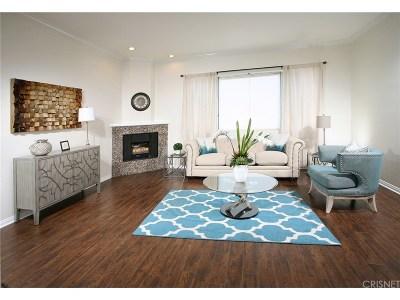 Los Angeles Condo/Townhouse For Sale: 7912 Blackburn Avenue #8