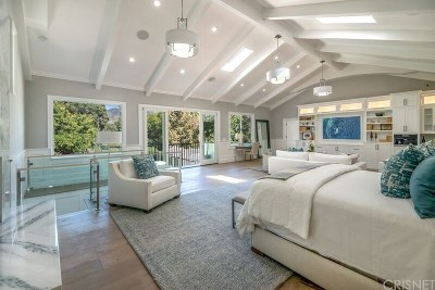 Toluca Lake Single Family Home For Sale: 18 Toluca Estates Drive